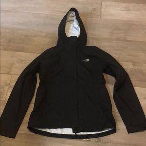 New North Face Rain Jacket Size M